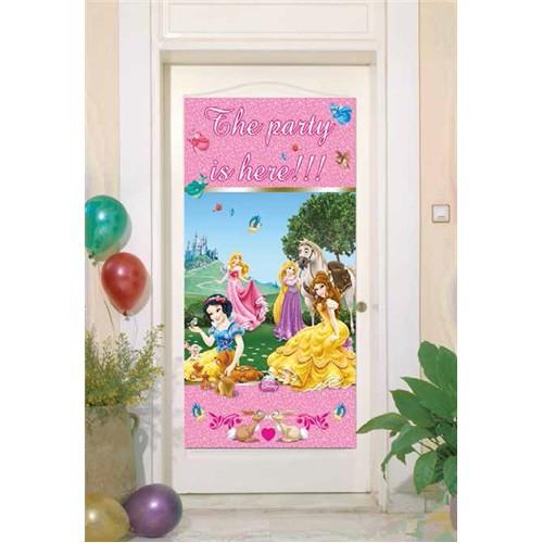 Billede af Disney Prinsesser dør banner