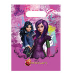 6 Stk. Disney Descendants slikposer