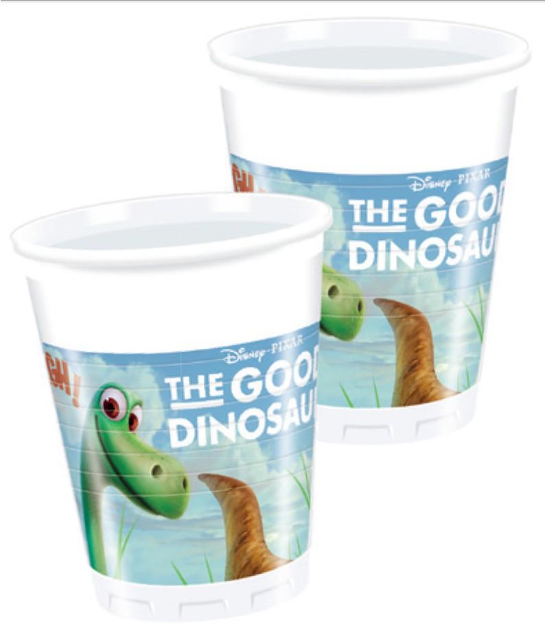 Billede af 8 Stk. Den gode Dinosaur krus