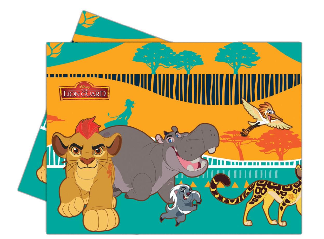 Billede af The Lion Guard plastik dug