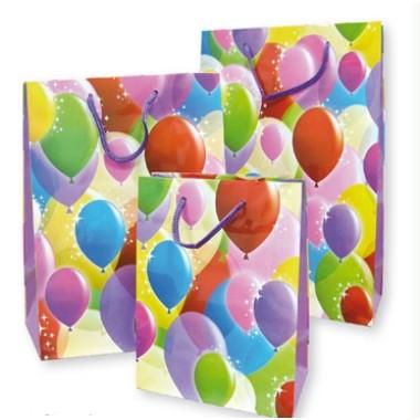Billede af Balloner gavepose