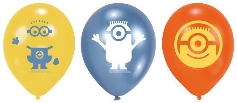 Billede af Minions balloner
