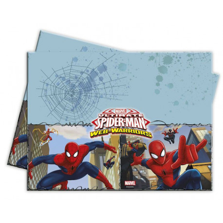 Spiderman plastik dug