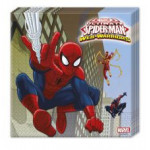 20 Stk. Spider-man servietter