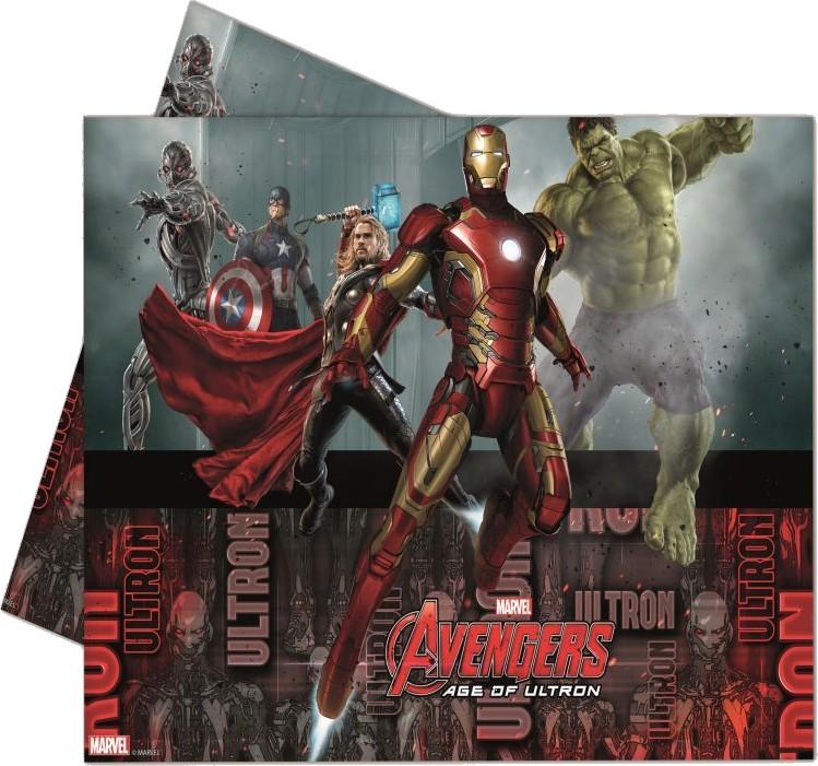 Billede af Avengers Age of Ultron plastik dug