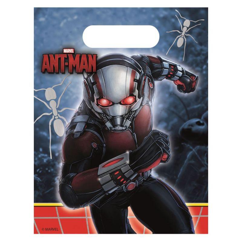 Billede af 6 stk. Ant-man slikposer