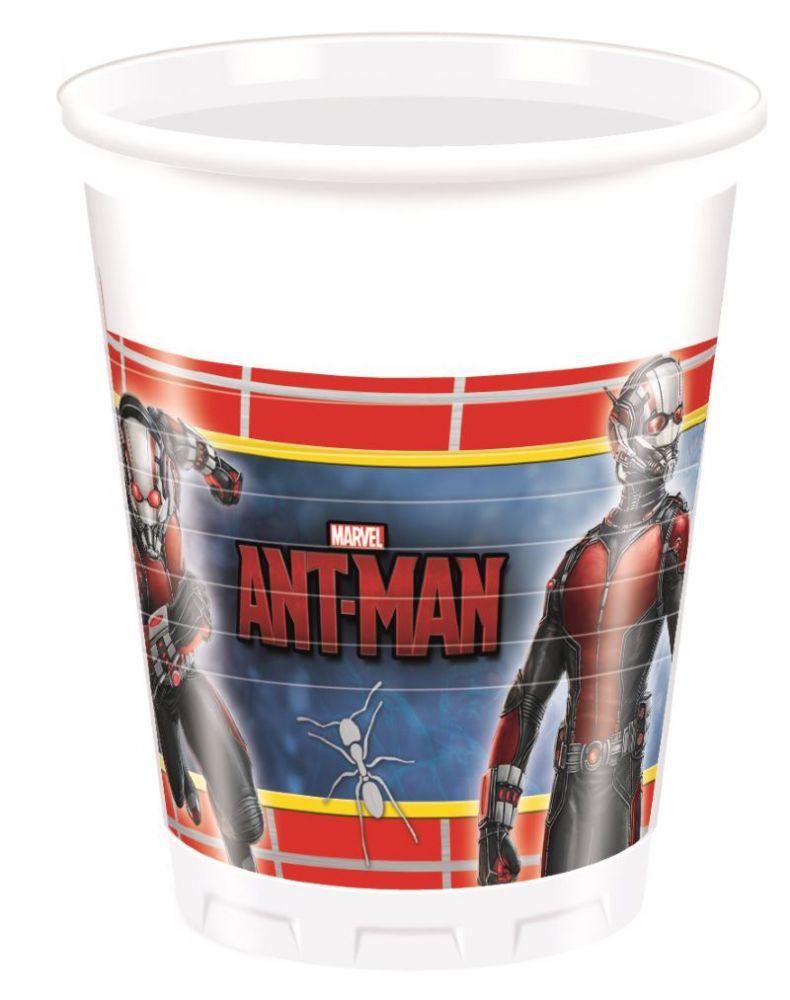Billede af 8 stk. Ant-man krus