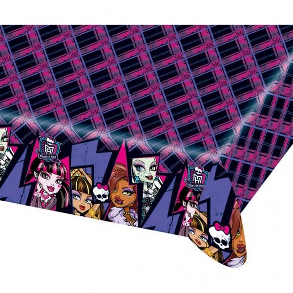 Billede af Monster High plastik dug