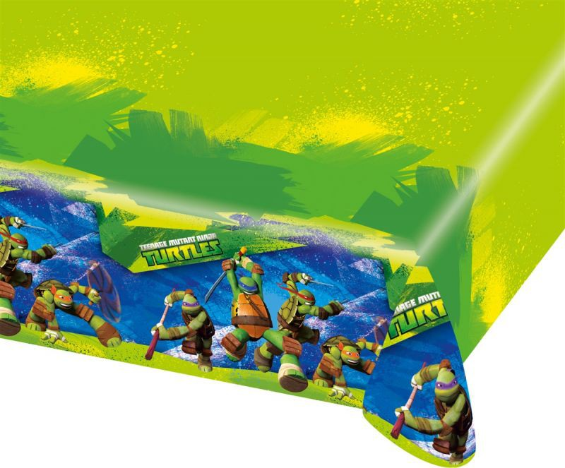Billede af Teenage Mutant Ninja Turtles plastik dug