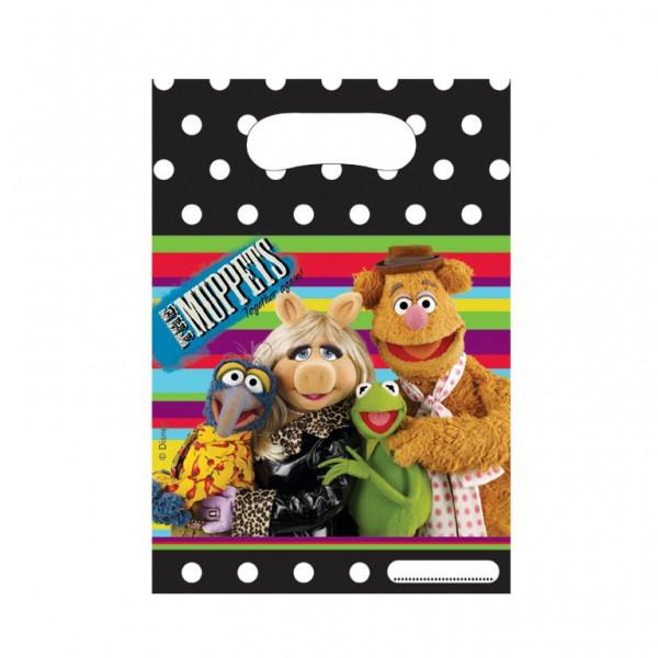 Billede af Muppet Show slikposer