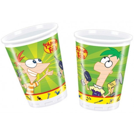 Phineas And Ferb krus