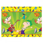 Phineas And Ferb plastik dug