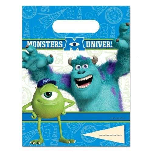 Billede af Monsters University slikposer