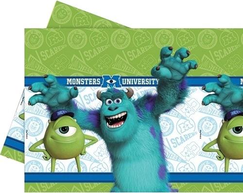 Billede af Monsters University plastik dug