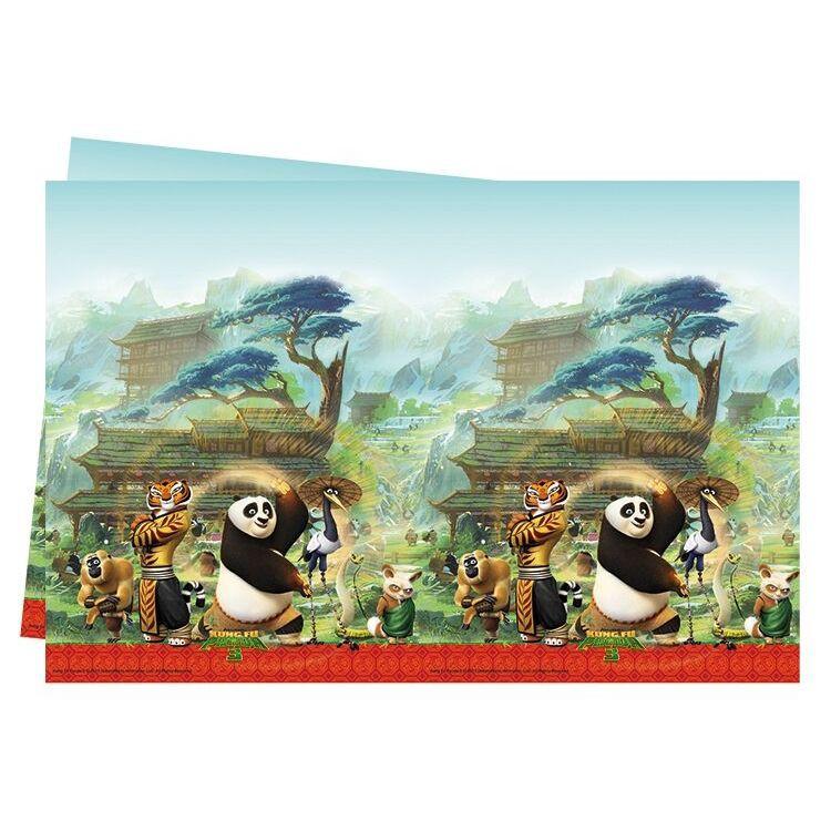 Billede af Kong Fu Panda plastik dug