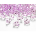 Krystal is - pink - 25x21 mm