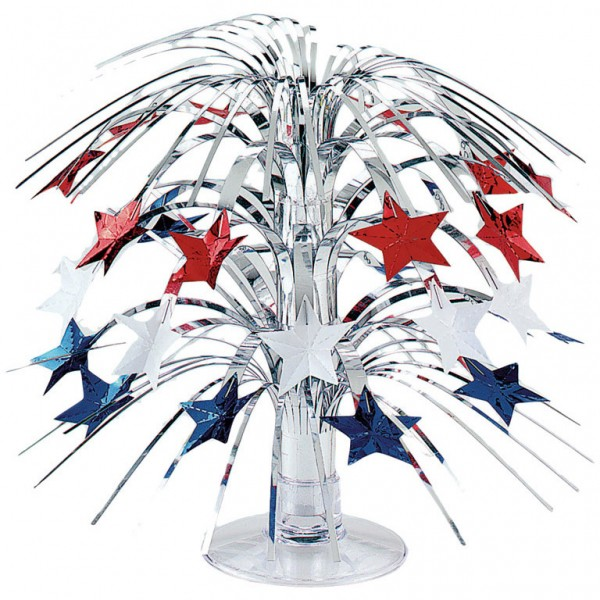 Billede af USA bord dekoration