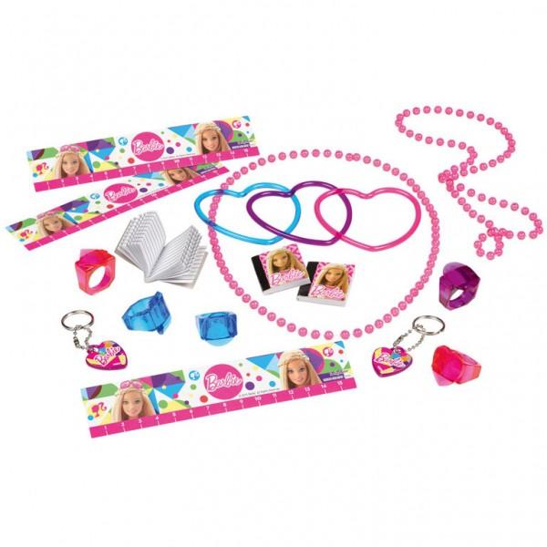 Image of   Barbie favorit pakke til slikposer