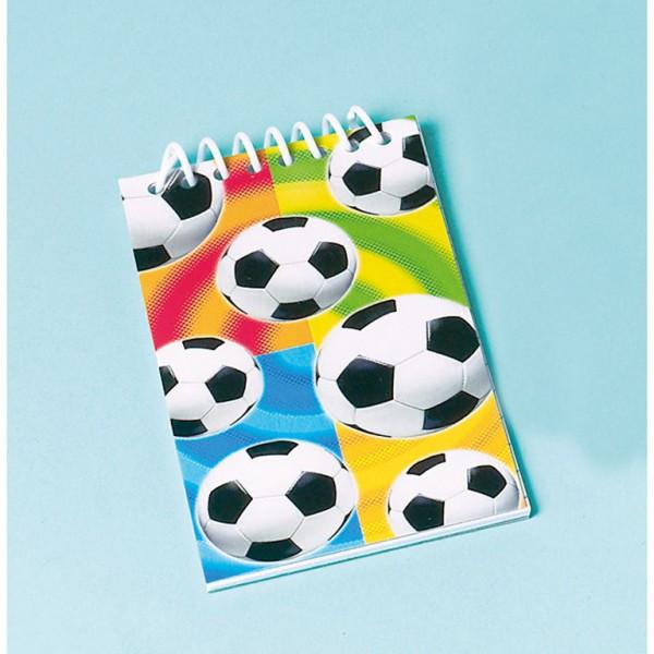 Billede af Fodbold notesblok