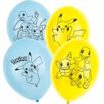Pokemon balloner