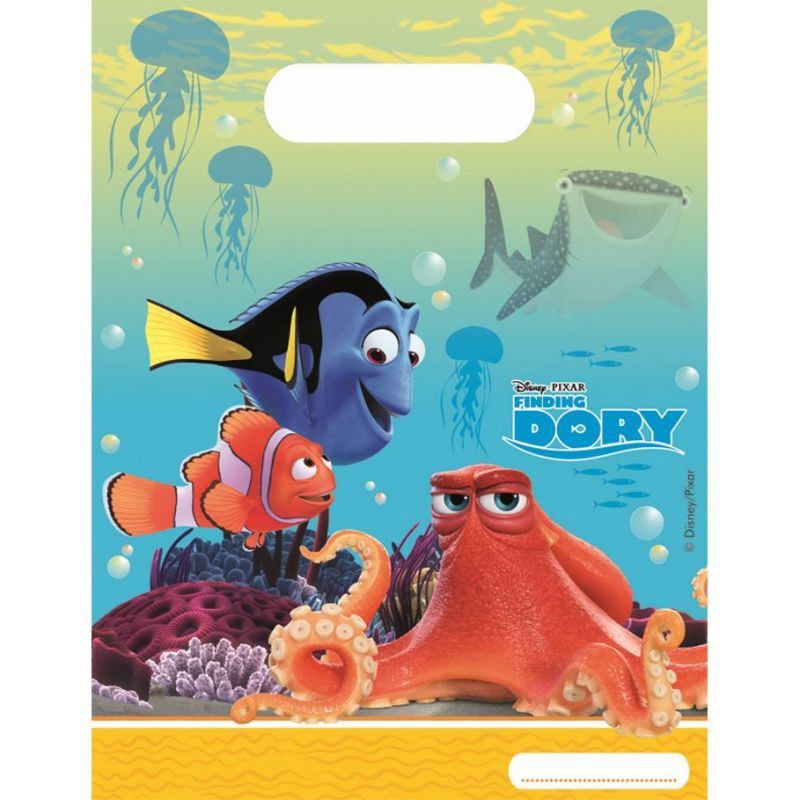 Image of   6 Stk. Find Dory slikposer