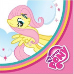 20 stk. My Little Pony servietter