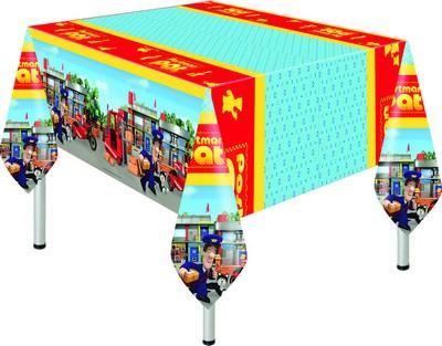Billede af Postmand Per plastik dug