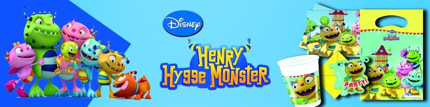 Henry Hyggemonster