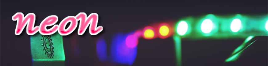 80'er - Neon fest