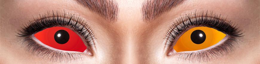 Sclera kontaktlinser
