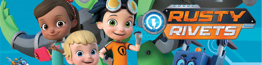 Rusty Rivets - temafest