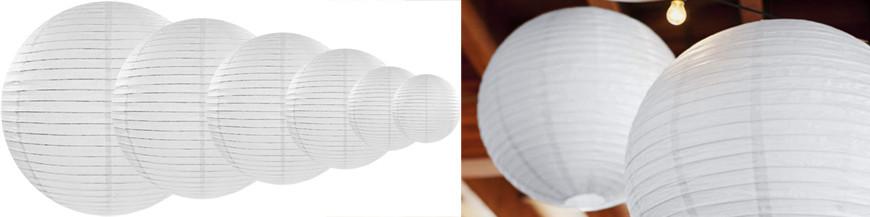 Papir lanterner