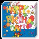 Happy Birthday tema