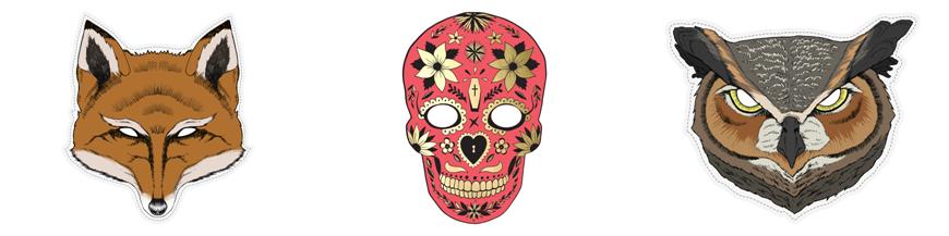 Pap masker