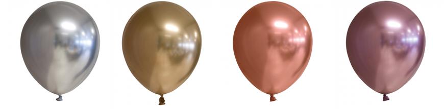 Chrome balloner